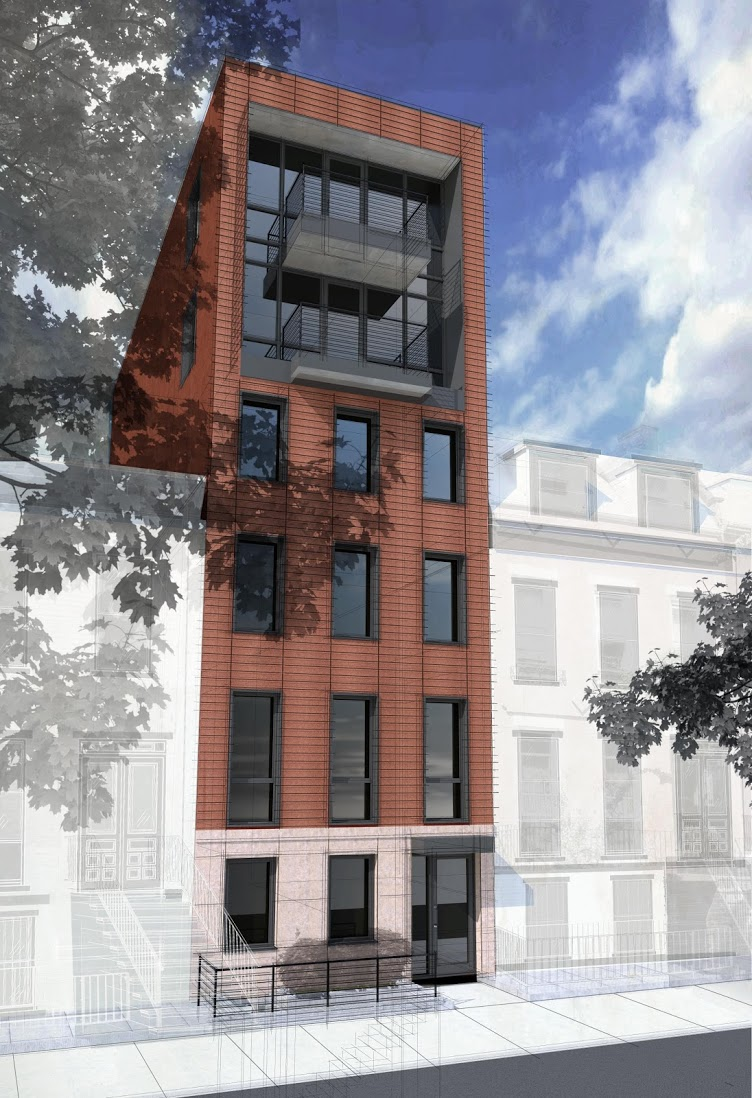 YIMBY: Fort Greene Condos Revealed At 162 South Portland Avenue