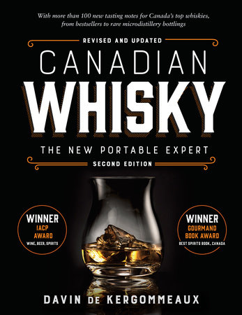 Canadian Whisky: The New Portable Expert, Second Edition Book Cover