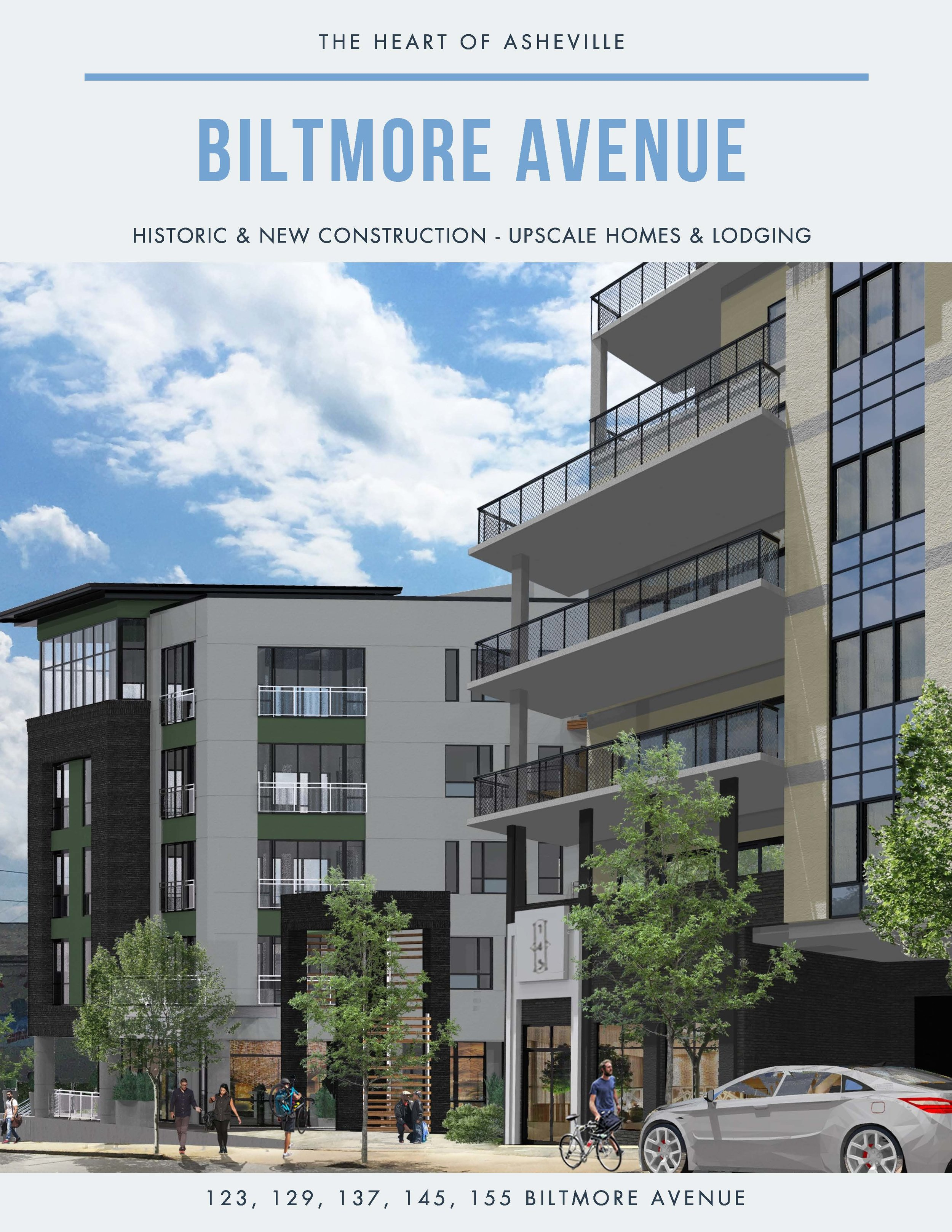 Download Our 145 Biltmore Overview Guide