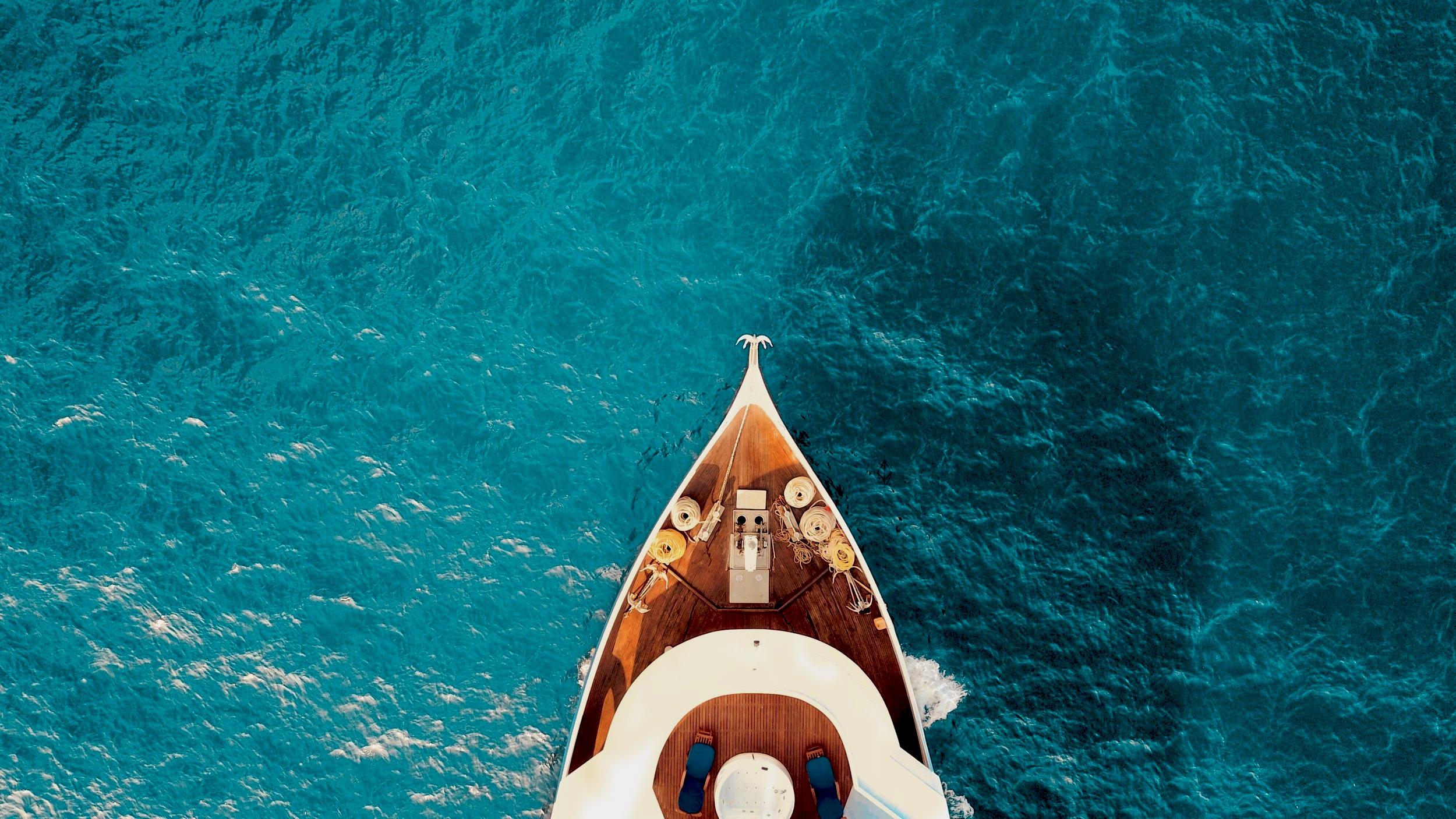 saturday - yachty like there's no tomorrow