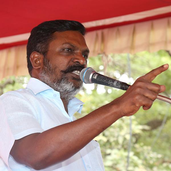 Dr. Thol. Thirumavalavan, M.P.