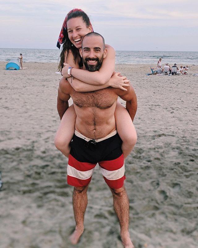 Happy birthday, America. 🇺🇸 . . . . #4thofjuly #beach #redwhiteandblue