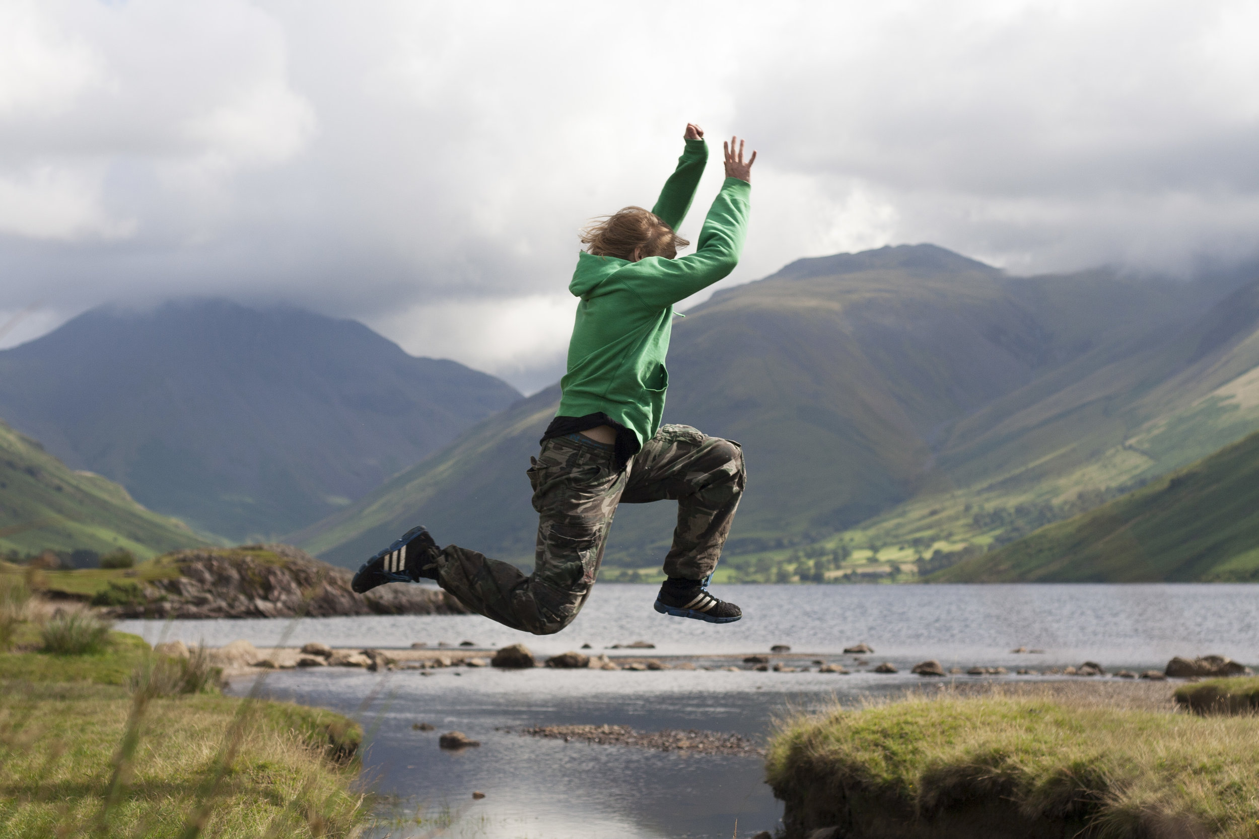 Making the jump in Leadership -