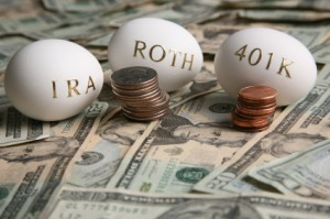 401k, IRA and Roth Contribution Maximum