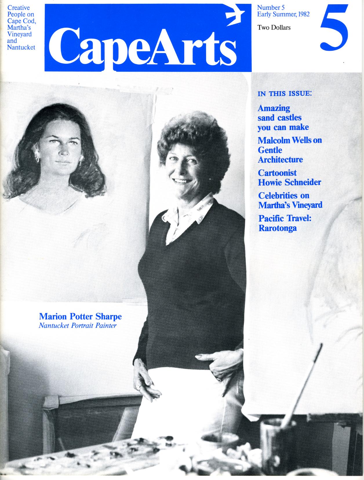 CapeArts Magazine