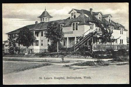 Old St. Luke's Hospital, Bellingham, Washington