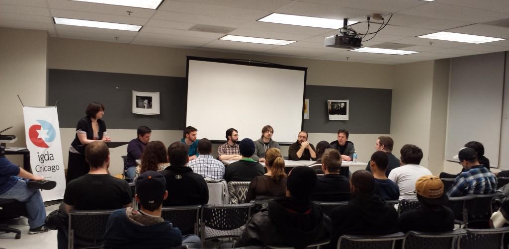From left to right: Rebecca Rothschild, Eric Shofe, Peter Sheff, Craig Stern, Ryan Wiemyer, Dan Nikolaides, and Michael Mendheim.
