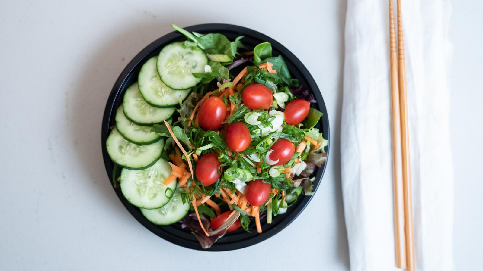 Korean Scallion Salad   $2 / person