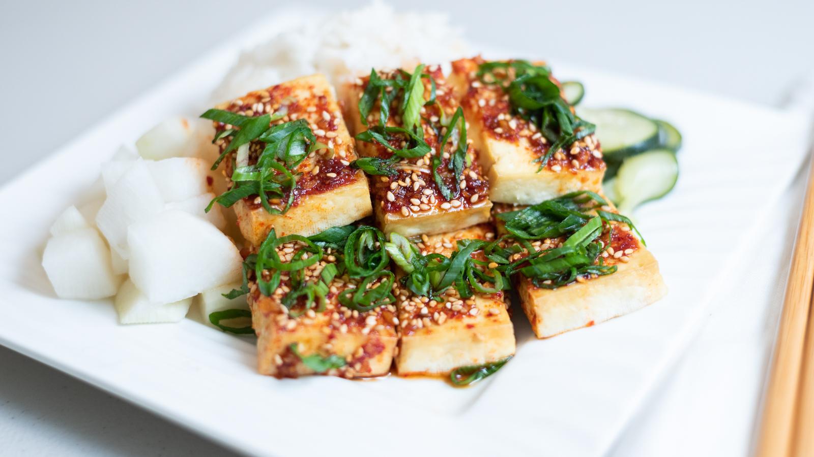 Tofu Jarmin   $3 / person