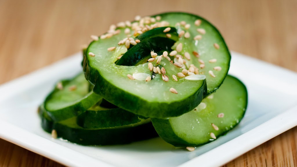 Sweet Cucumbers   $0.5 / person