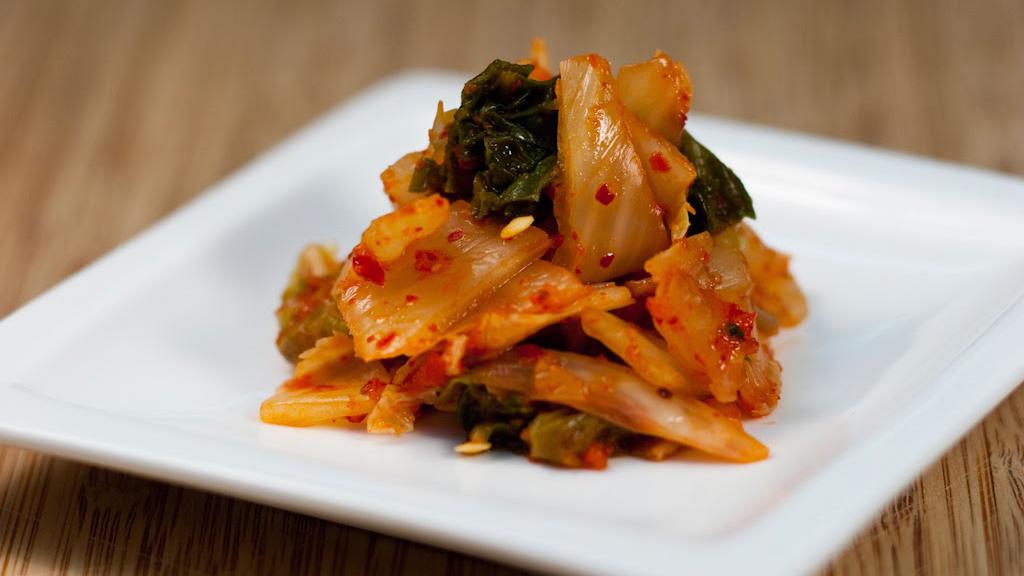 Kimchi   $0.5 / person