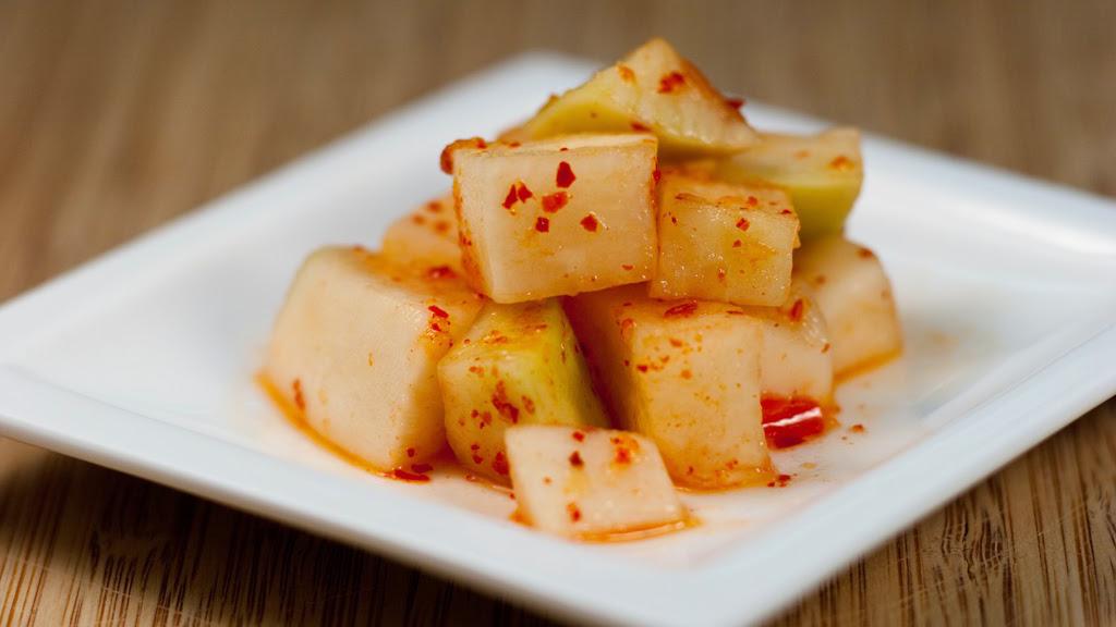 Pickled Radish   $0.5 / person
