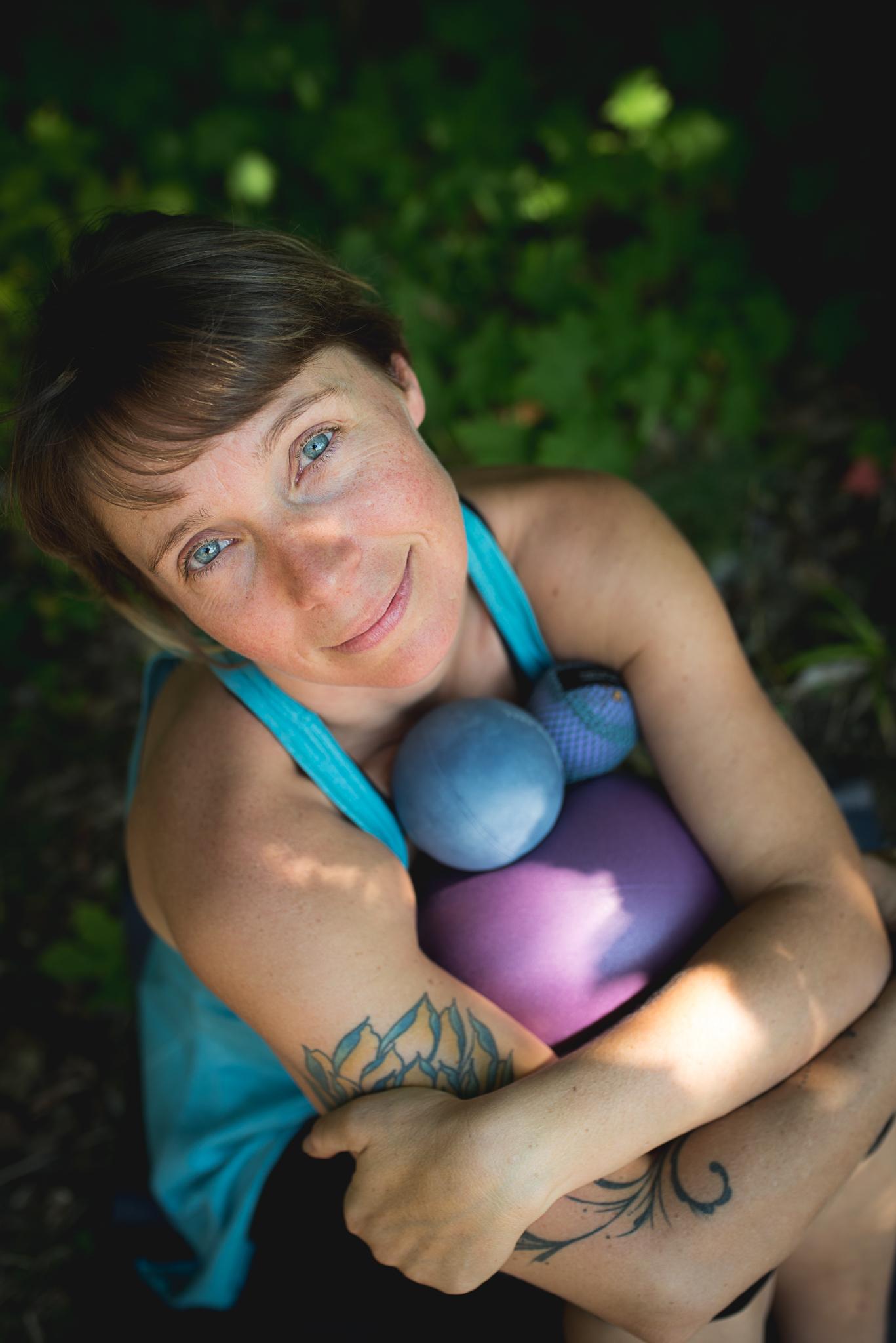 Lesley - Studio du yoga Vraie Nature
