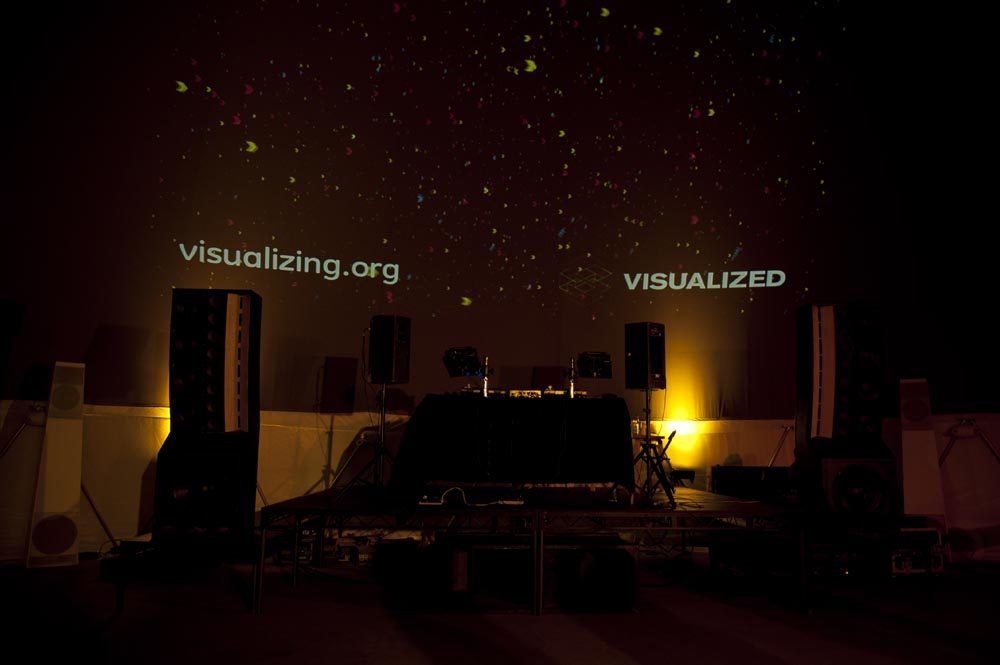 Preview Events - visualized conference - after party - projection.jpg