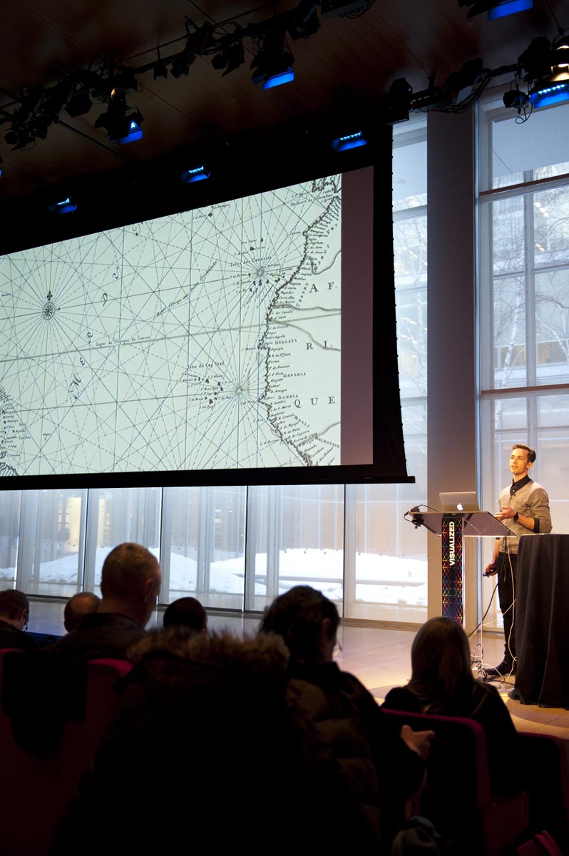 Preview Events - visualized conference - main stage presentation - times center.jpg