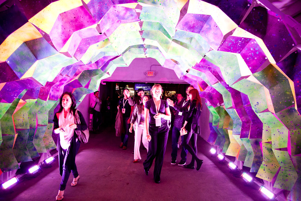 Preview Events - The Feast - light tunnel.jpg