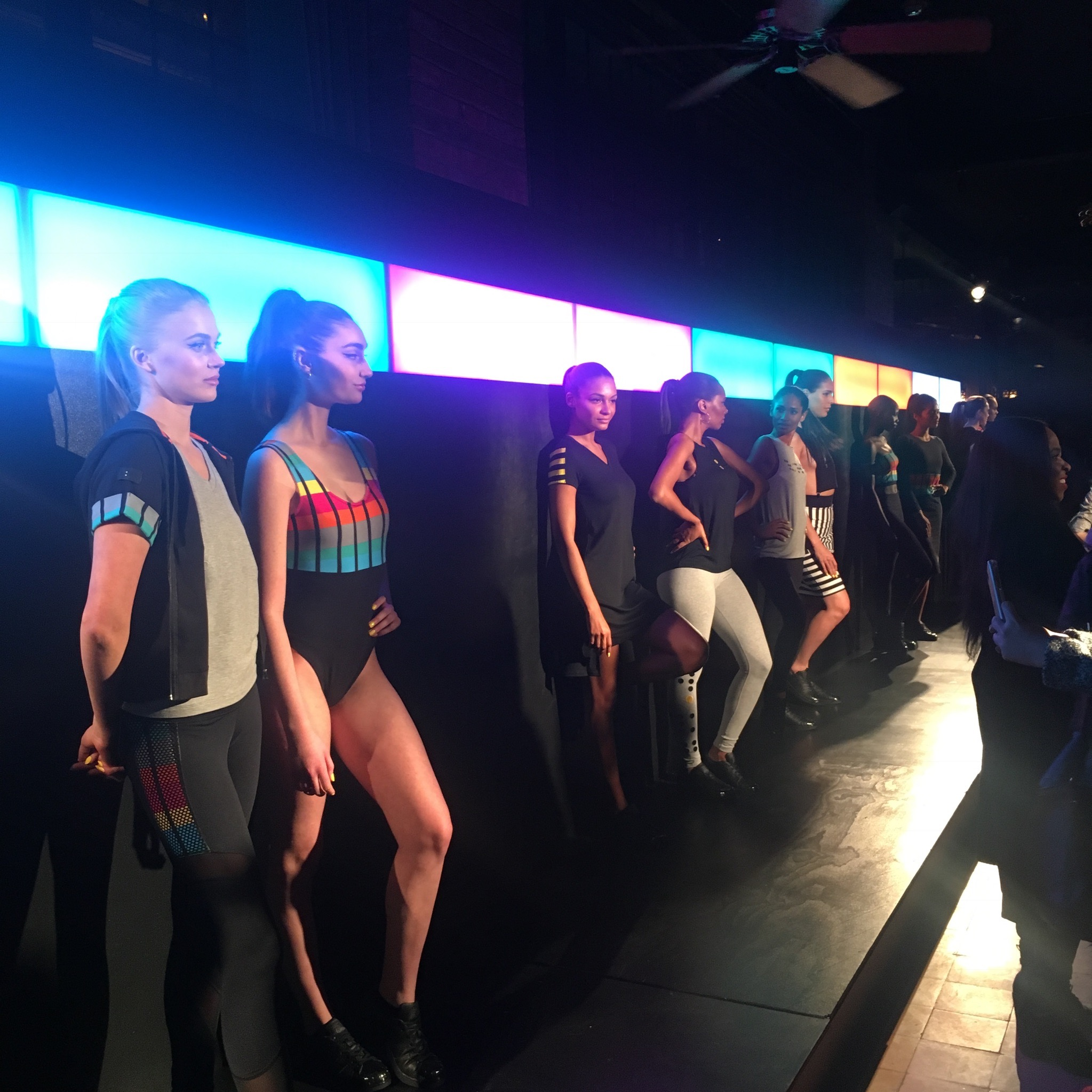 Preview Events - six 02 - main stage - fashion show - models on stage.jpg