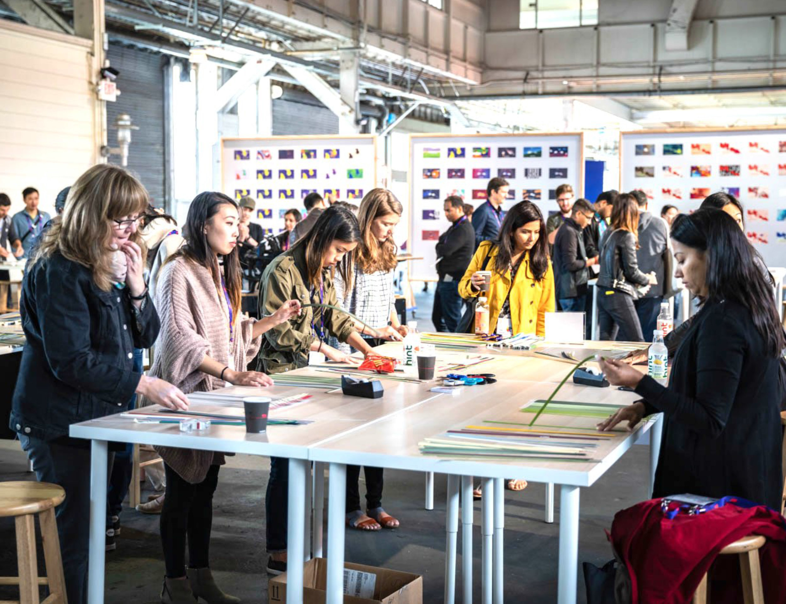 Preview Events - Adobe Design Summit - San Francisco - Brand design - conference design - pier 35 - makerspace.jpg