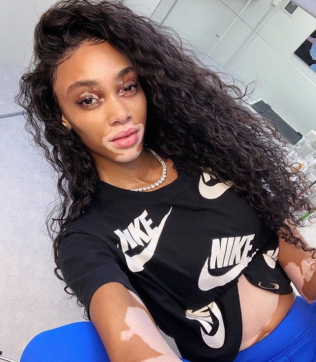 #winnieharlow with her fresh face. Pure beauty❤️💜🧡💛#me #music #art #instadaily #ootd #travel #selfie #picoftheday #beautiful #photooftheday #fitness #fun #summer #fashion #girl #model #makeup #life #photography #style #smile #beauty #photo #friends #love #happy #cute #lifestyle #idesireplus
