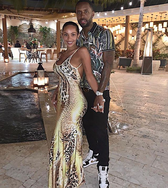 We see you #ericamena and #safaree 💋 #life #relationshipgoals #love #relationships #wedding #smile #fashion #family #boyfriend #girlfriend #marriage #photography #travel #kiss #lovequotes #relationship #explore #likeforlikes #beautiful #couplegoals #goals #couples #couple #bride #happy #photooftheday #picoftheday #quotes