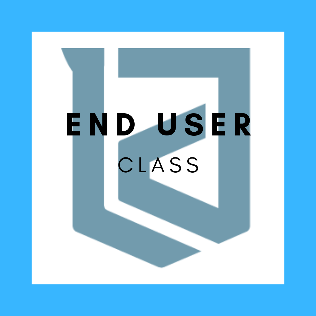 End User Lawson & Associates, Inc Training Track