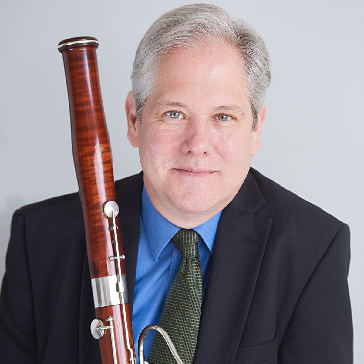 Norbert Nielubowski - Bassoon, Co-Artistic DirectorMinnesota Orchestra