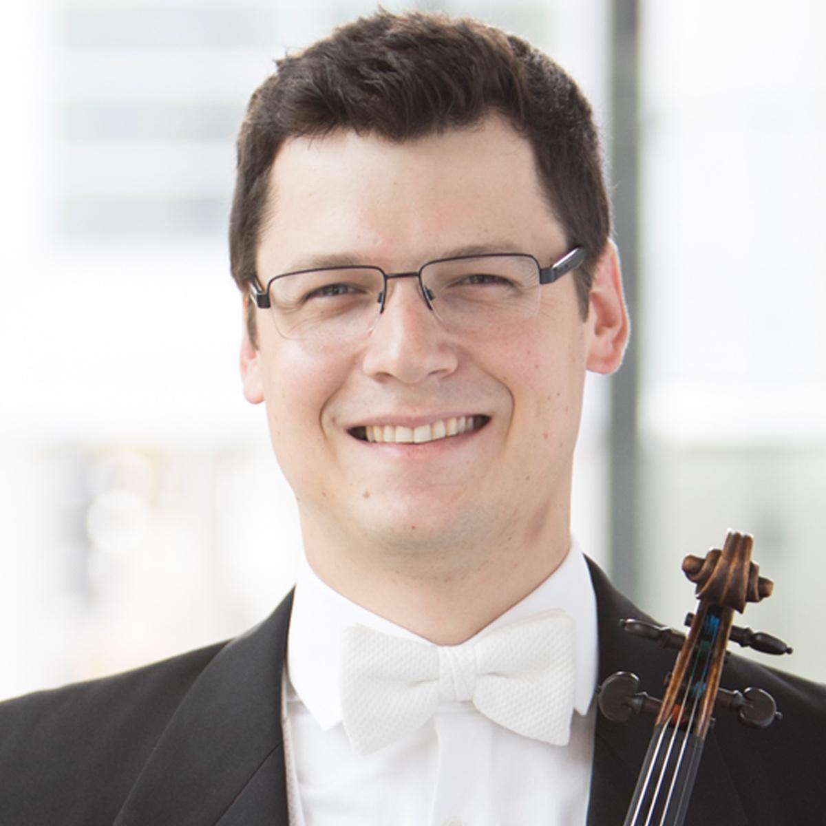 Ben Odhner - ViolinMinnesota Orchestra
