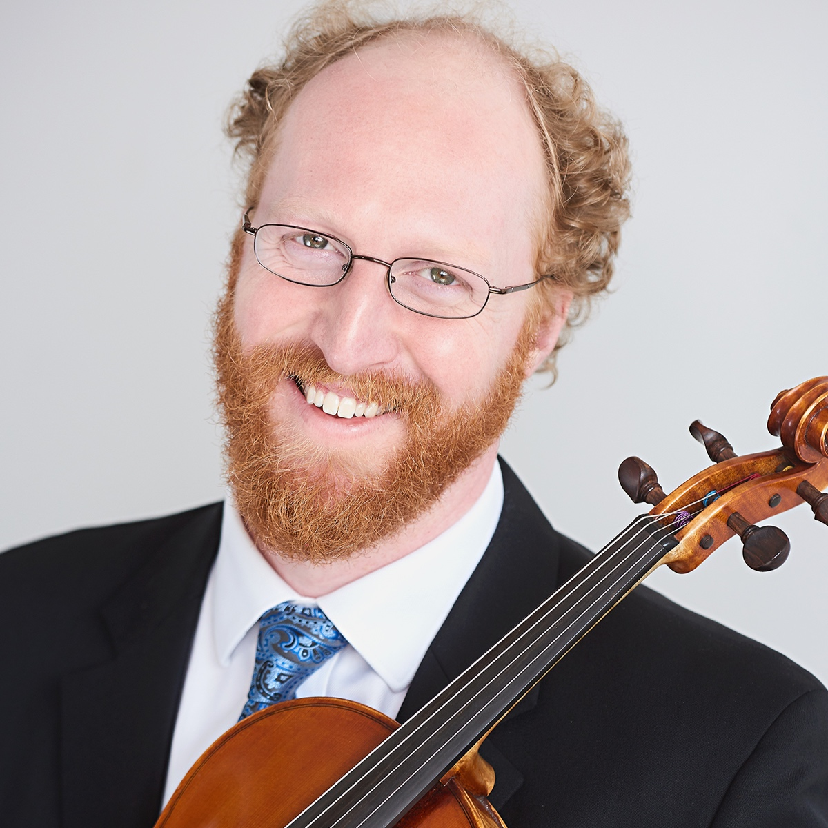 Gareth Zehngut - ViolaMinnesota Orchestra