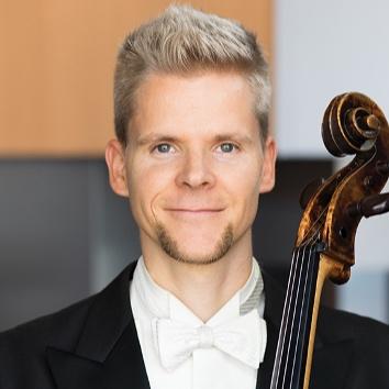 Silver Ainomäe - celloMinnesota Orchestra