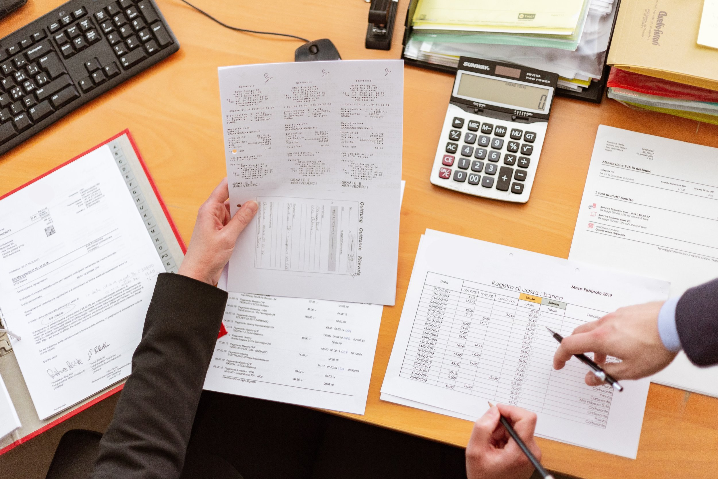 Numu Consulting can help with complex financial business transactions for businesses of all sizes.