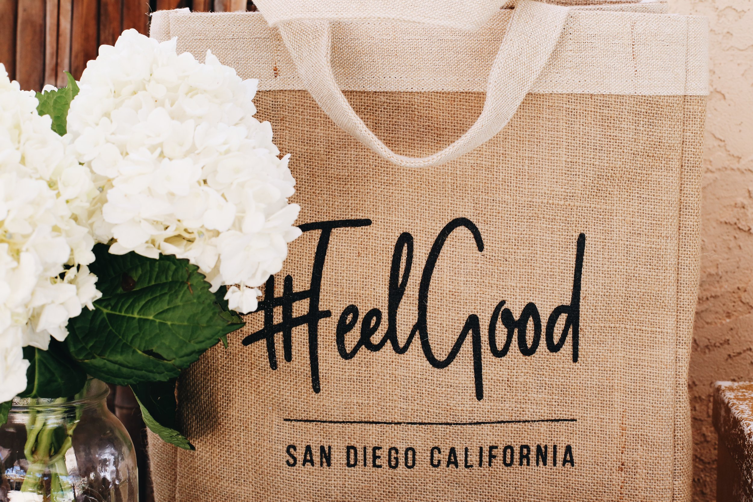 #FeelGood Tote