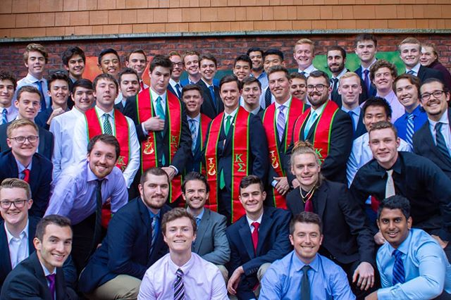 What a year! We are so excited to finish this school year strong with so many great and supportive Brothers, family and friends. Tune in this summer for the best Rush season Kappa Sigma has ever seen! #RushKappaSig #GoDawgs