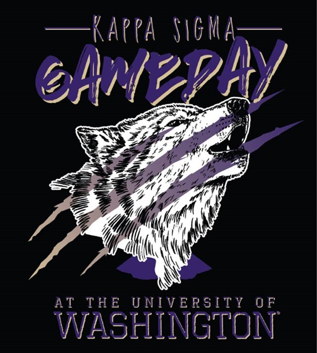Want to get decked out for the Husky Football games this season? Get some of our Gameday Gear and represent the #1 Fraternity in the Nation!Link in bio!#DawgsOnTop #Gameday