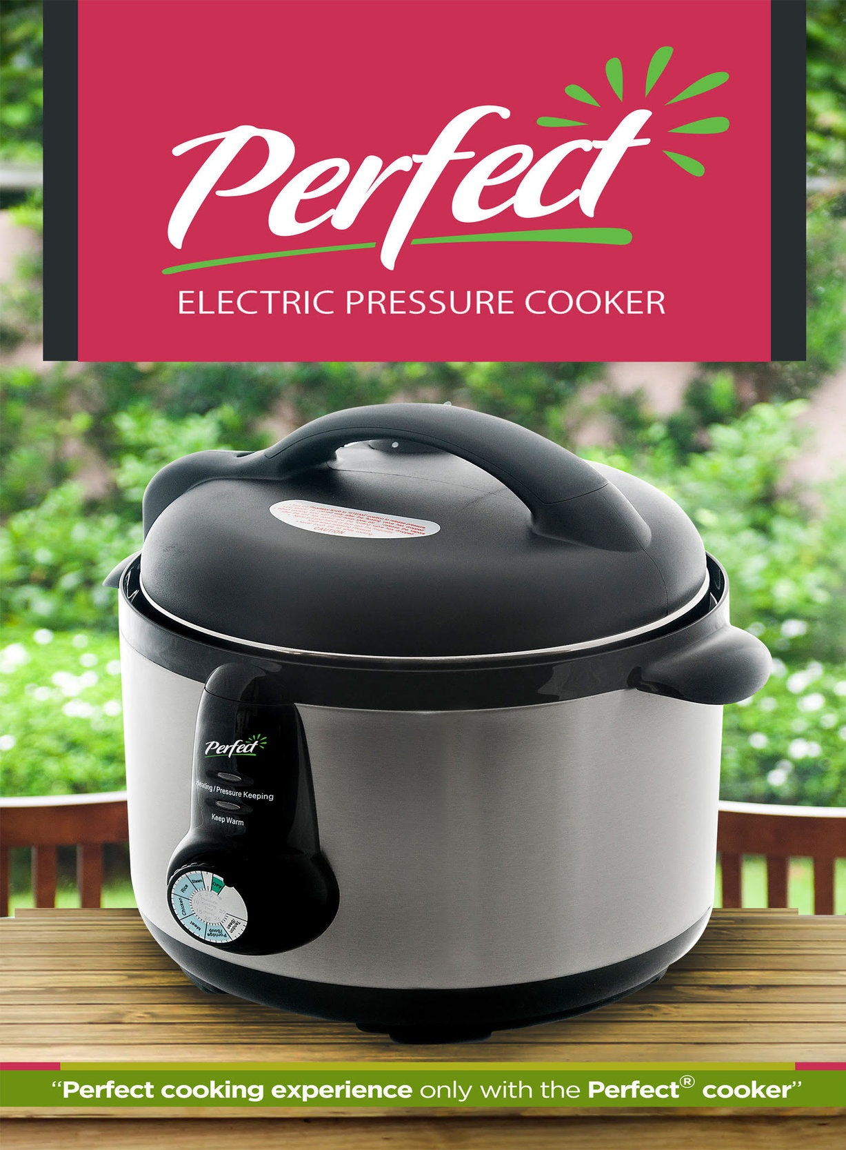 Perfect Cooker by Perfect Home