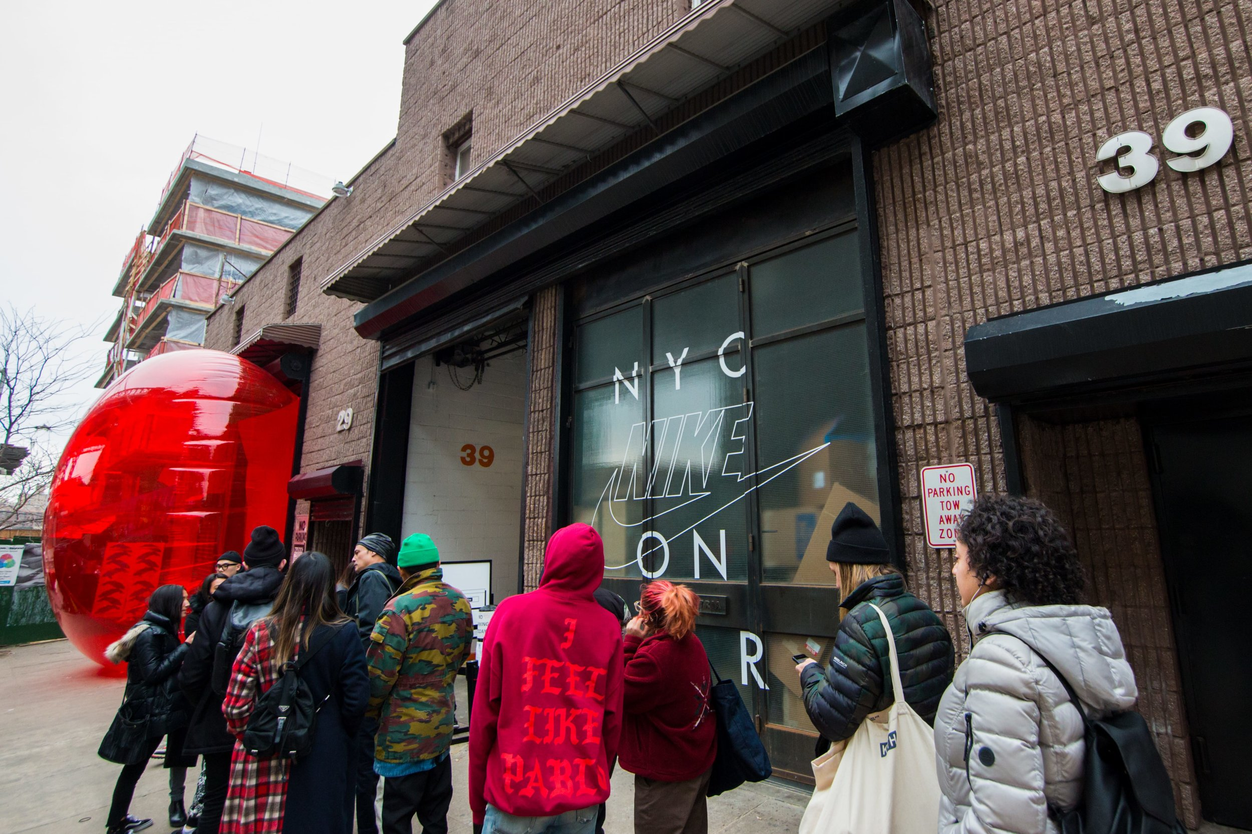 nike air max day pop up brooklyn