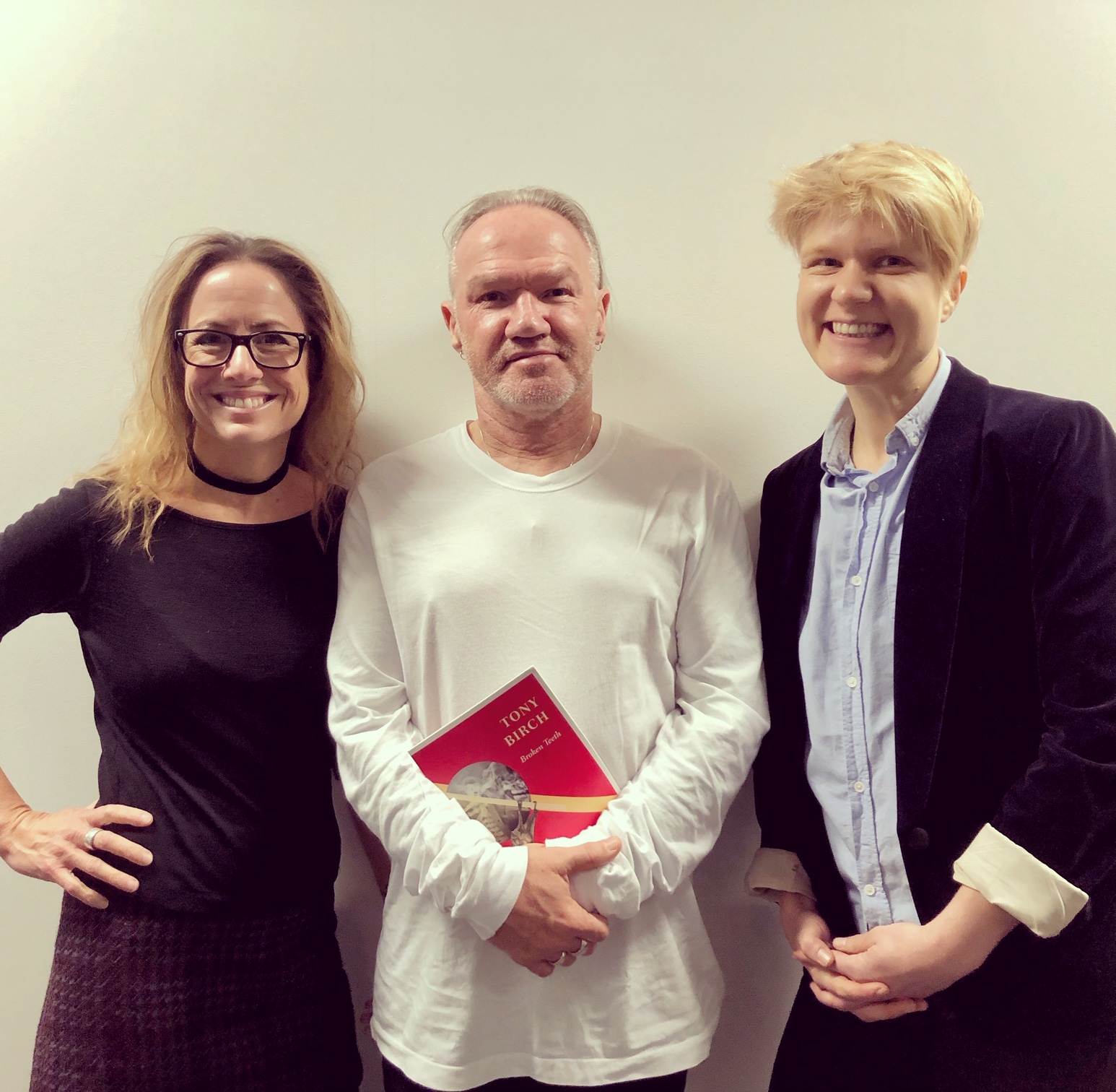 Clare Wright, Tony Birch, and Yves Rees