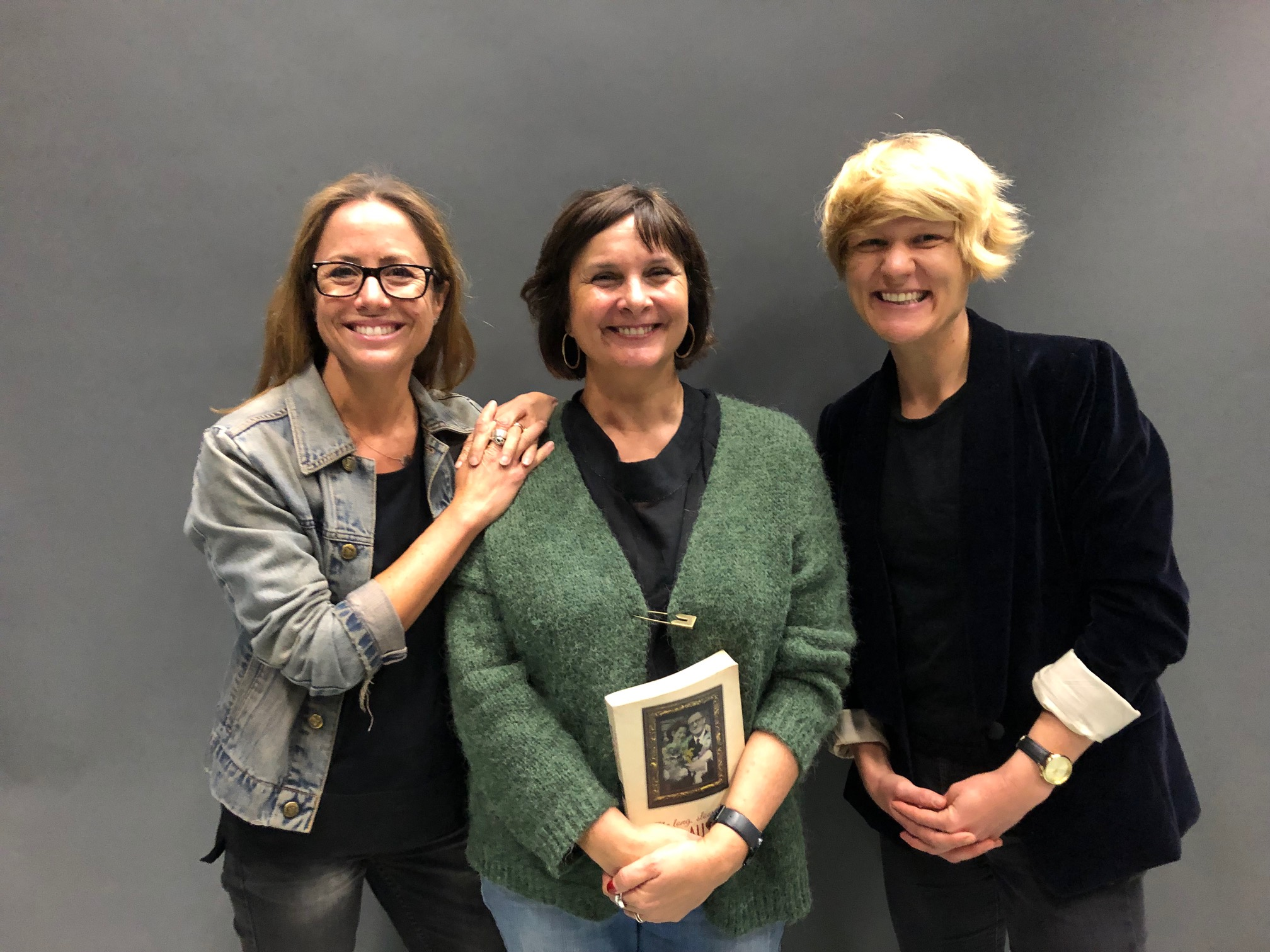Clare Wright, Gwenda Tavan, and Yves Rees