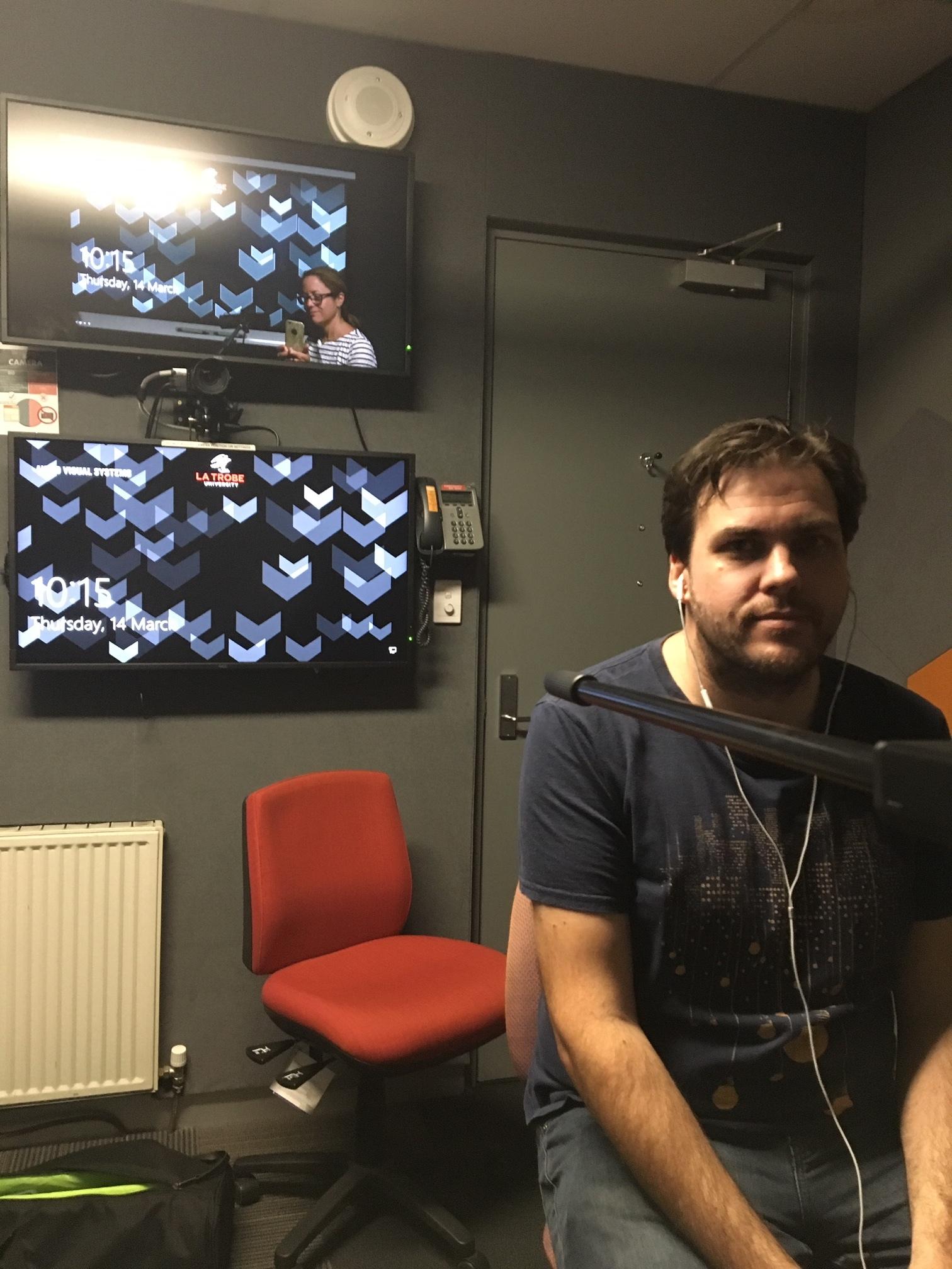 Producer Matt Smith