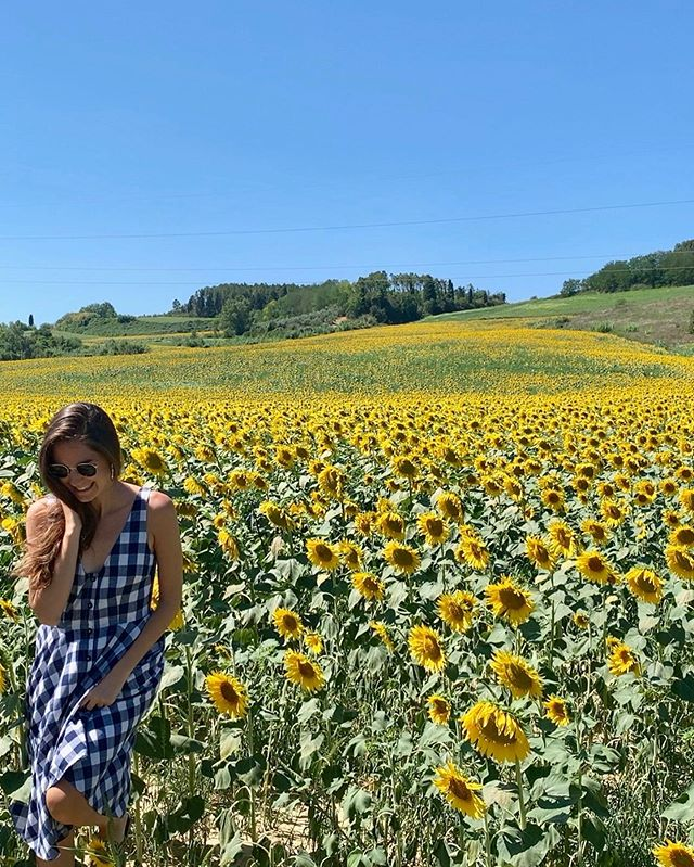 Been in the 🌻 field the past few days with @mroman_ getting the scoop on cruising through Italy with @oceaniacruises. What did we discover? Swipe right for a sneak peek.