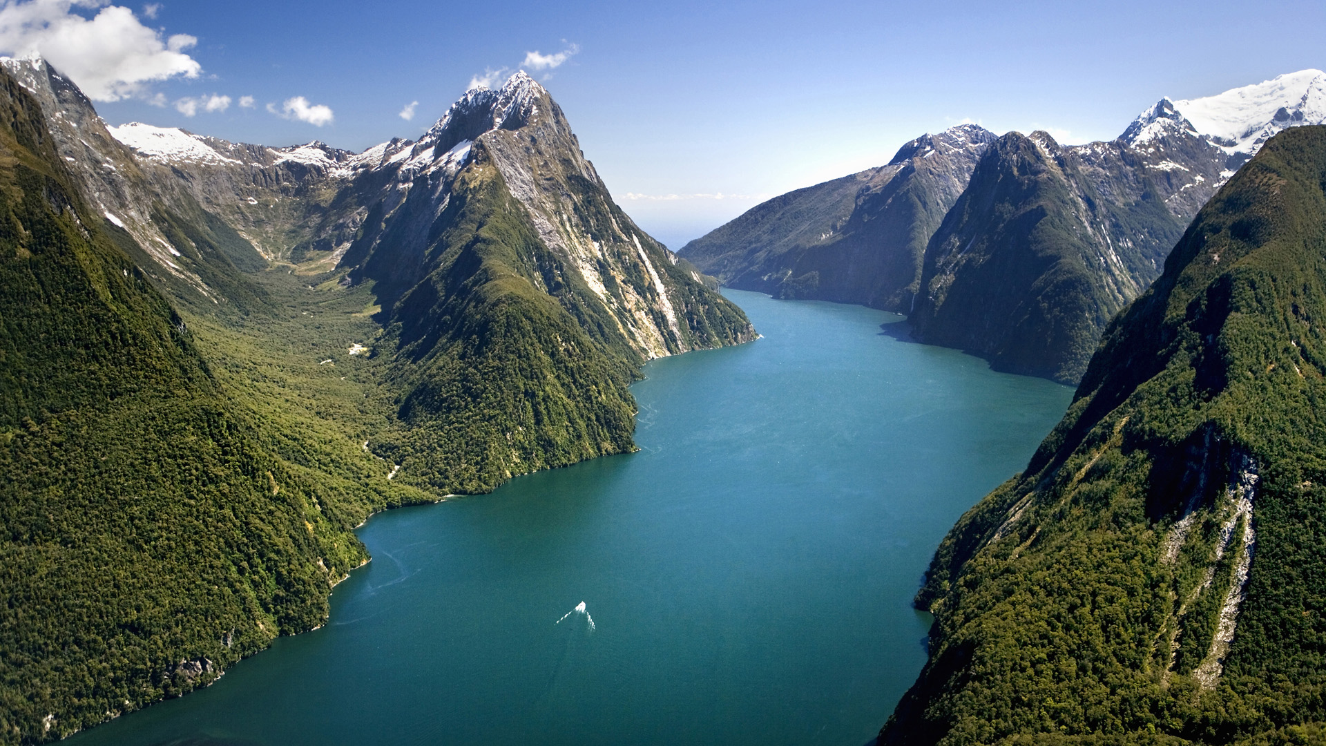 *Hot tubs, fjords, and bomb Pinot Noir. -