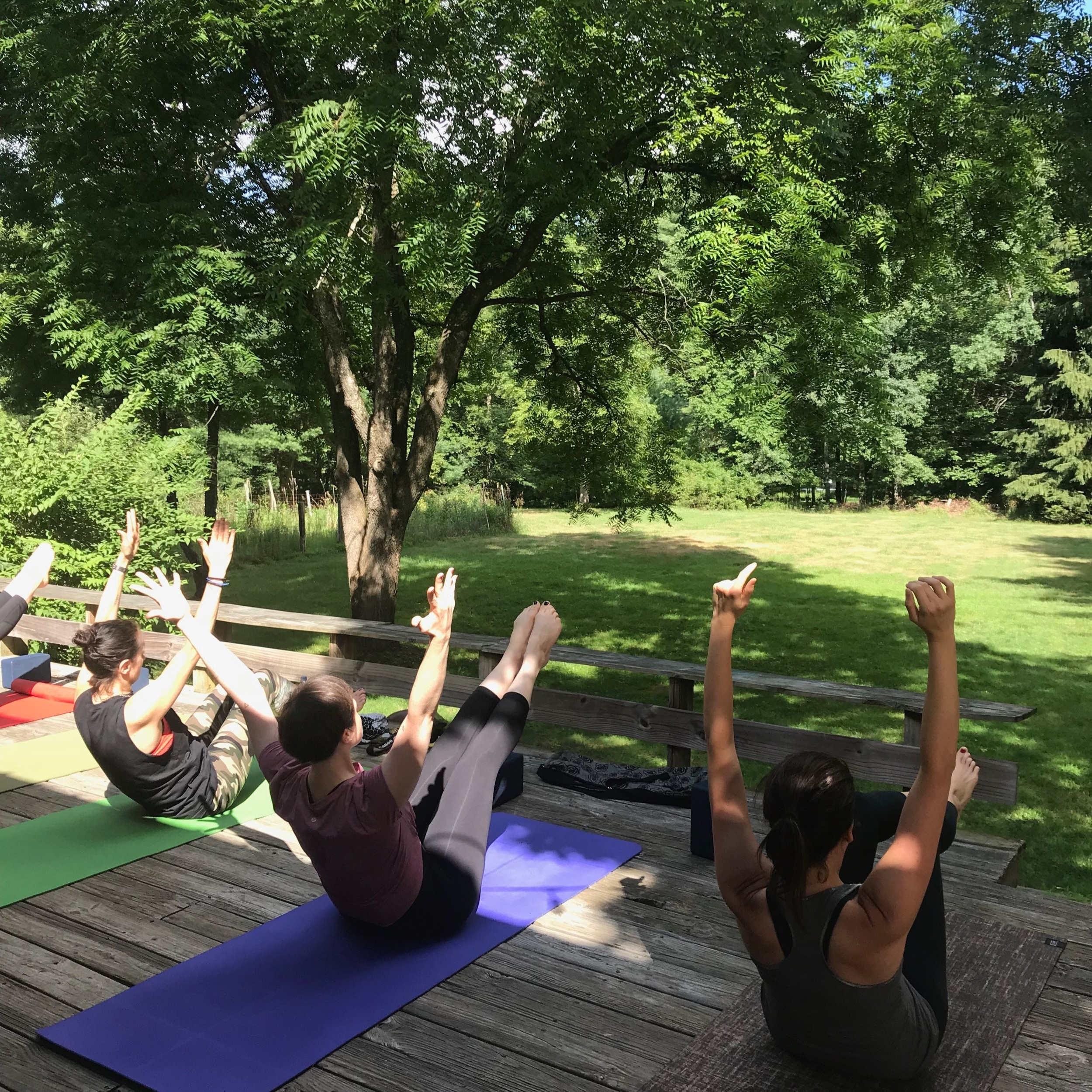 the berry method retreat - June 5-7Hudson Valley, NYMindfulness & functional movementHosted by Kelly Berry