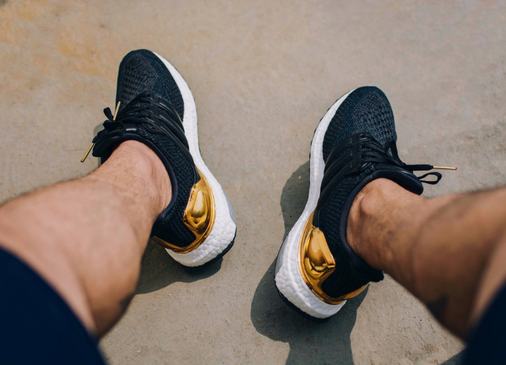 """Adidas Ultra Boost 2.0 LTD """"Gold Medal"""" for $150 — A Sneaker Life"""