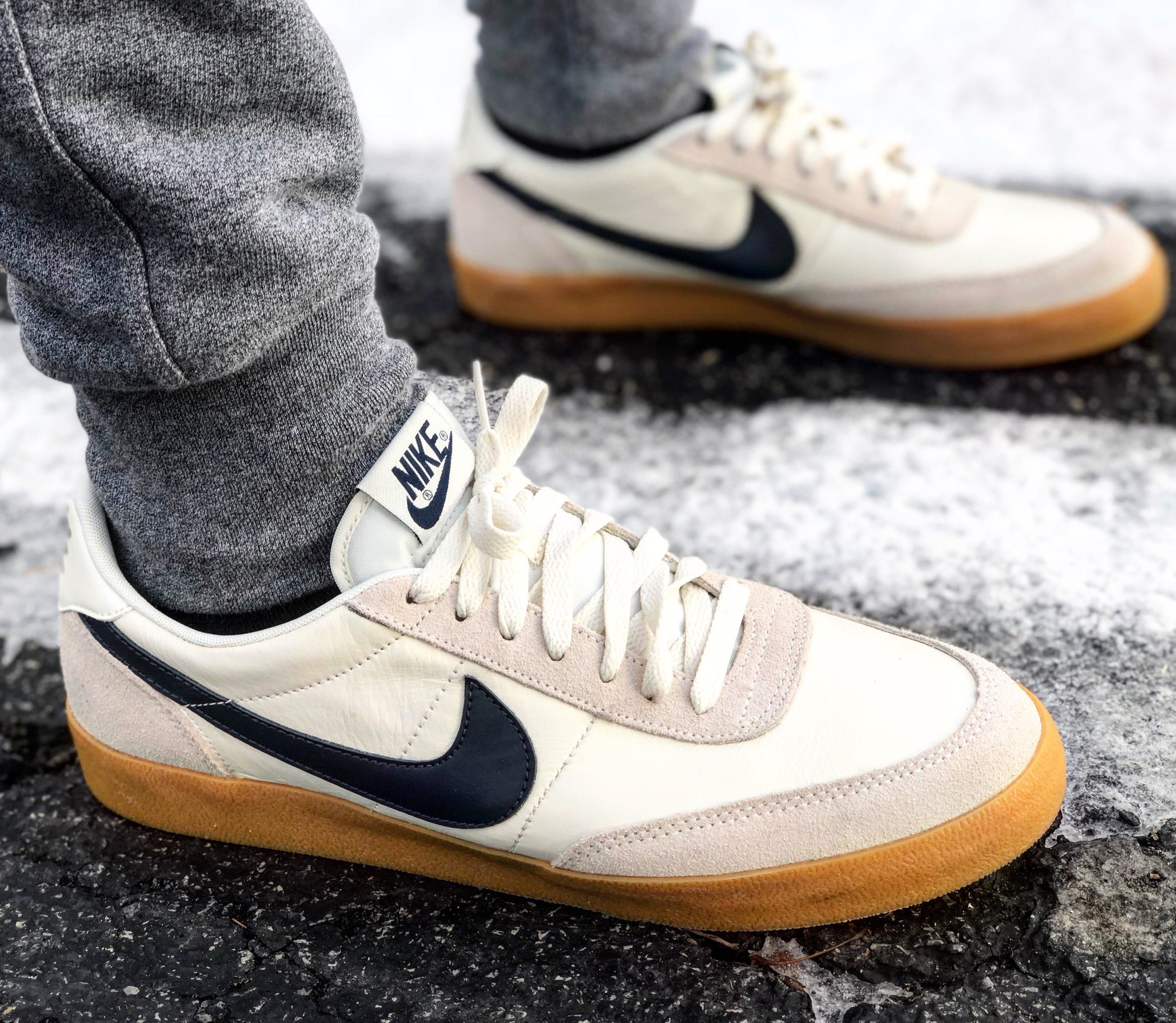 Despertar fragmento esta noche  J Crew x Nike Killshot 2 Is On Sale For $90 + Free Shipping! — A Sneaker  Life