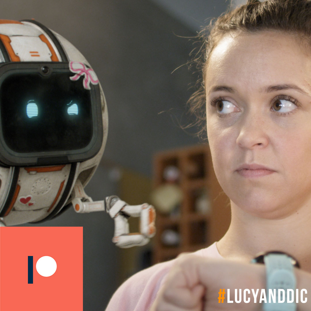 Like Lucy and DiC? - Support us here for extra goodies…