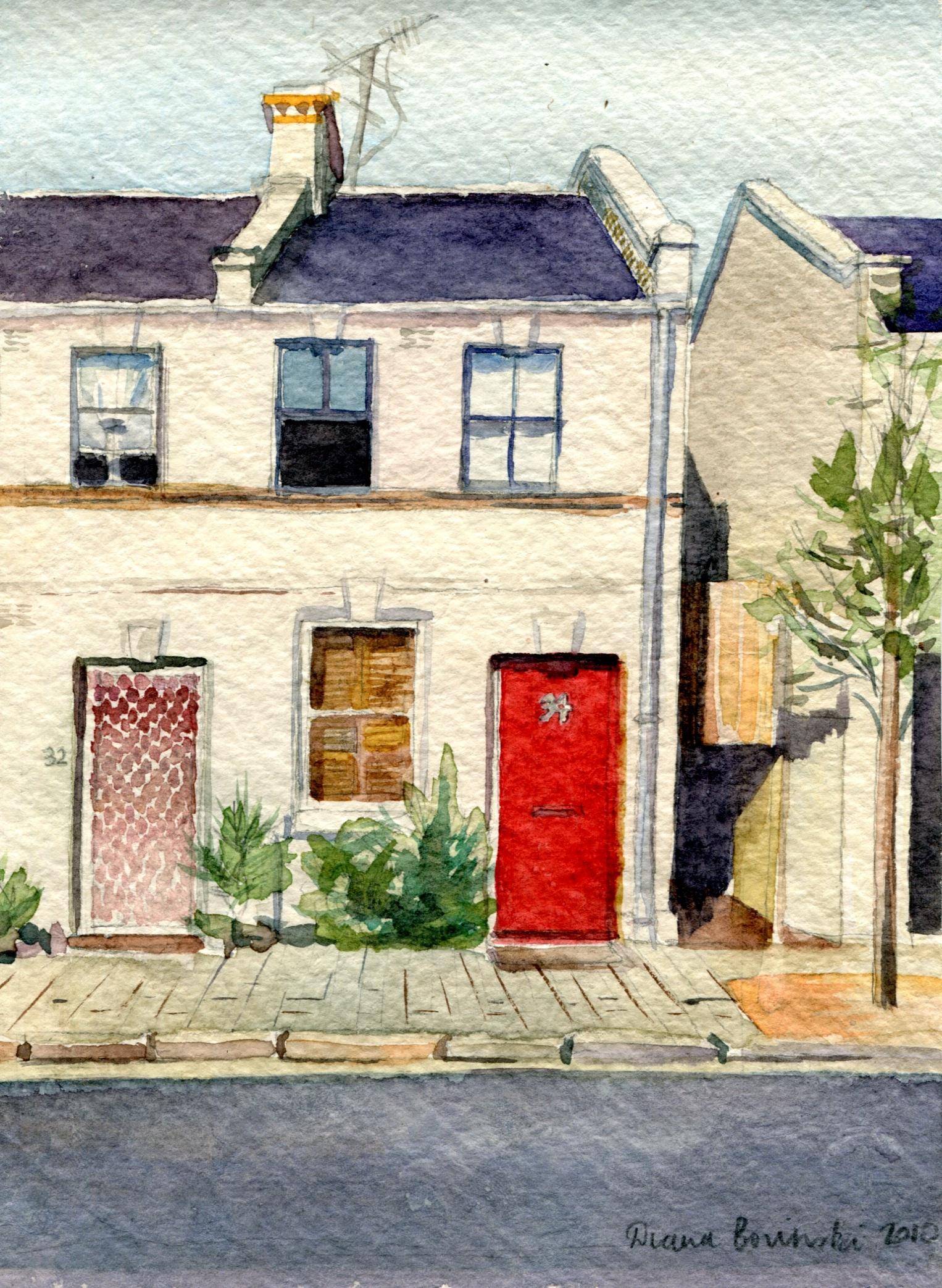 34 Merriman Street, the Rocks