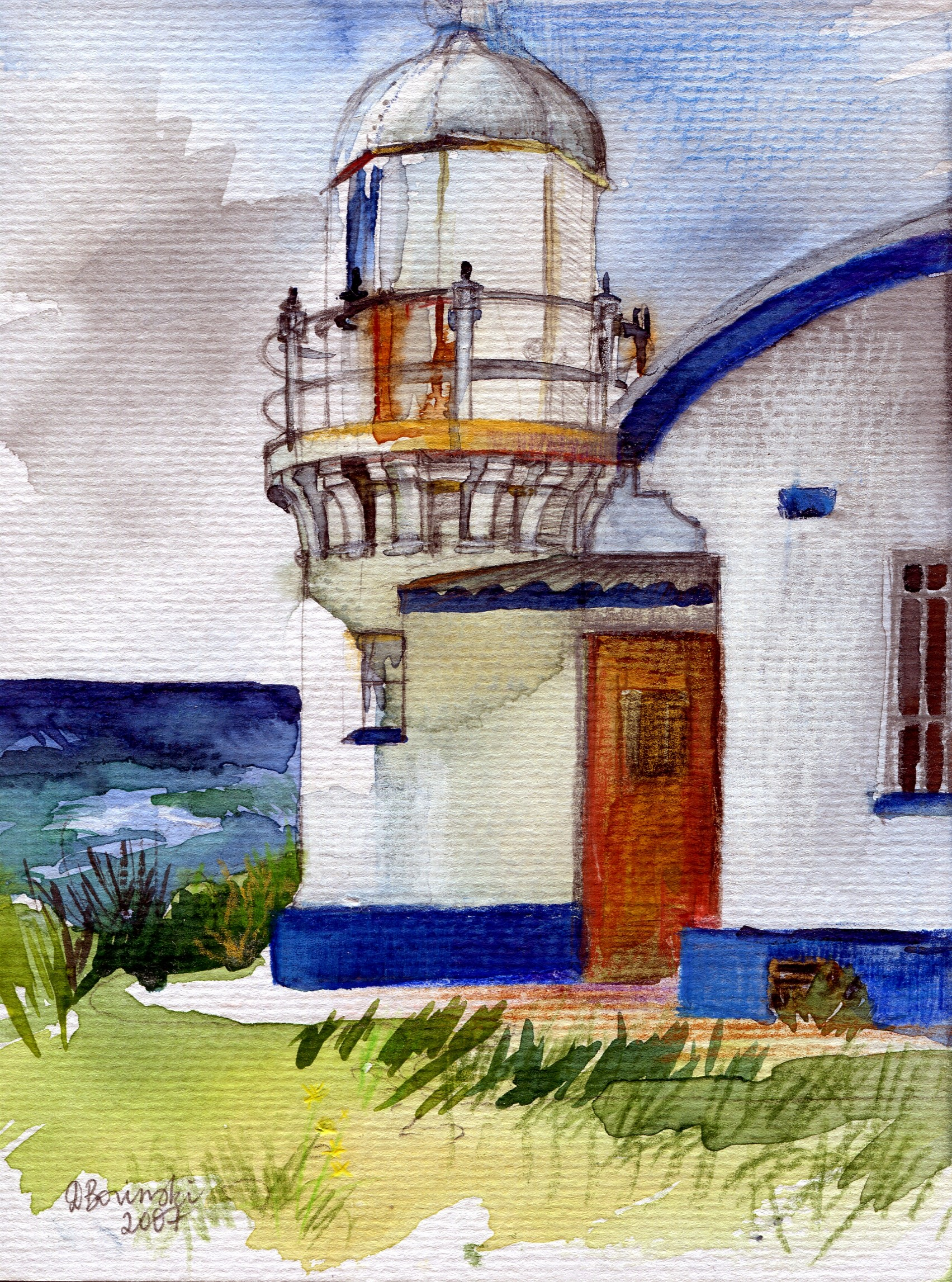 Tacking Point Lighthouse II