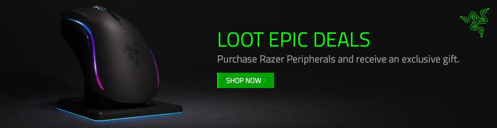 Razer Affiliate Exclusive Deals