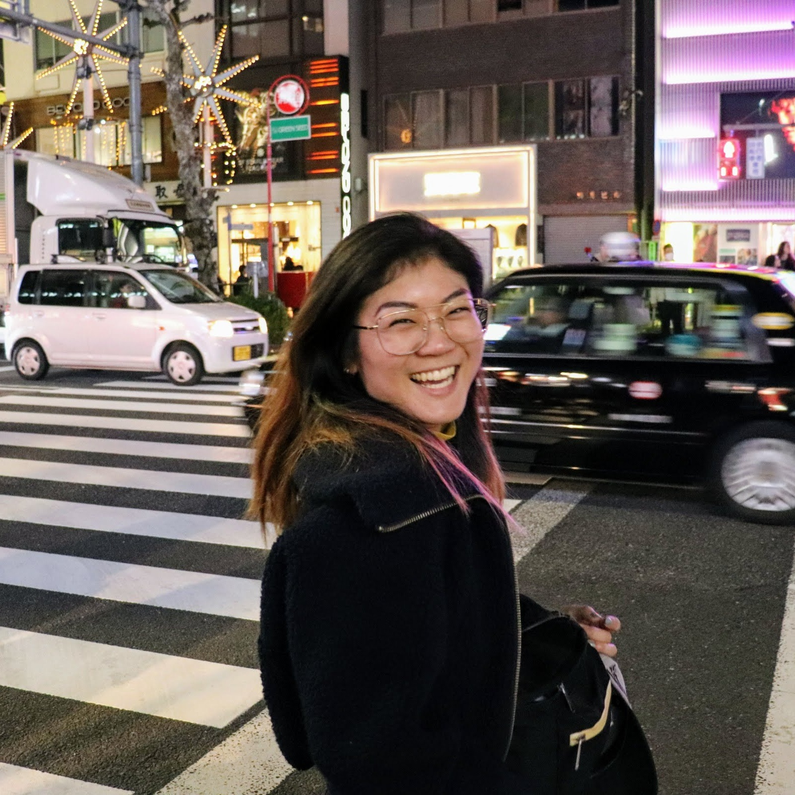 Happy in Tokyo, 95% because of conbinis