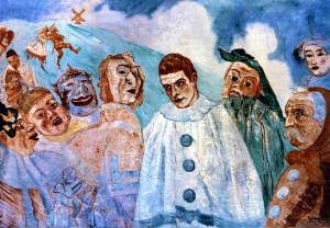 James Ensor Three