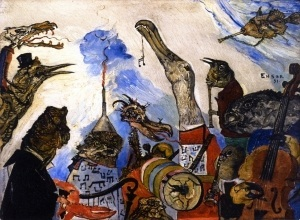 James Ensor One